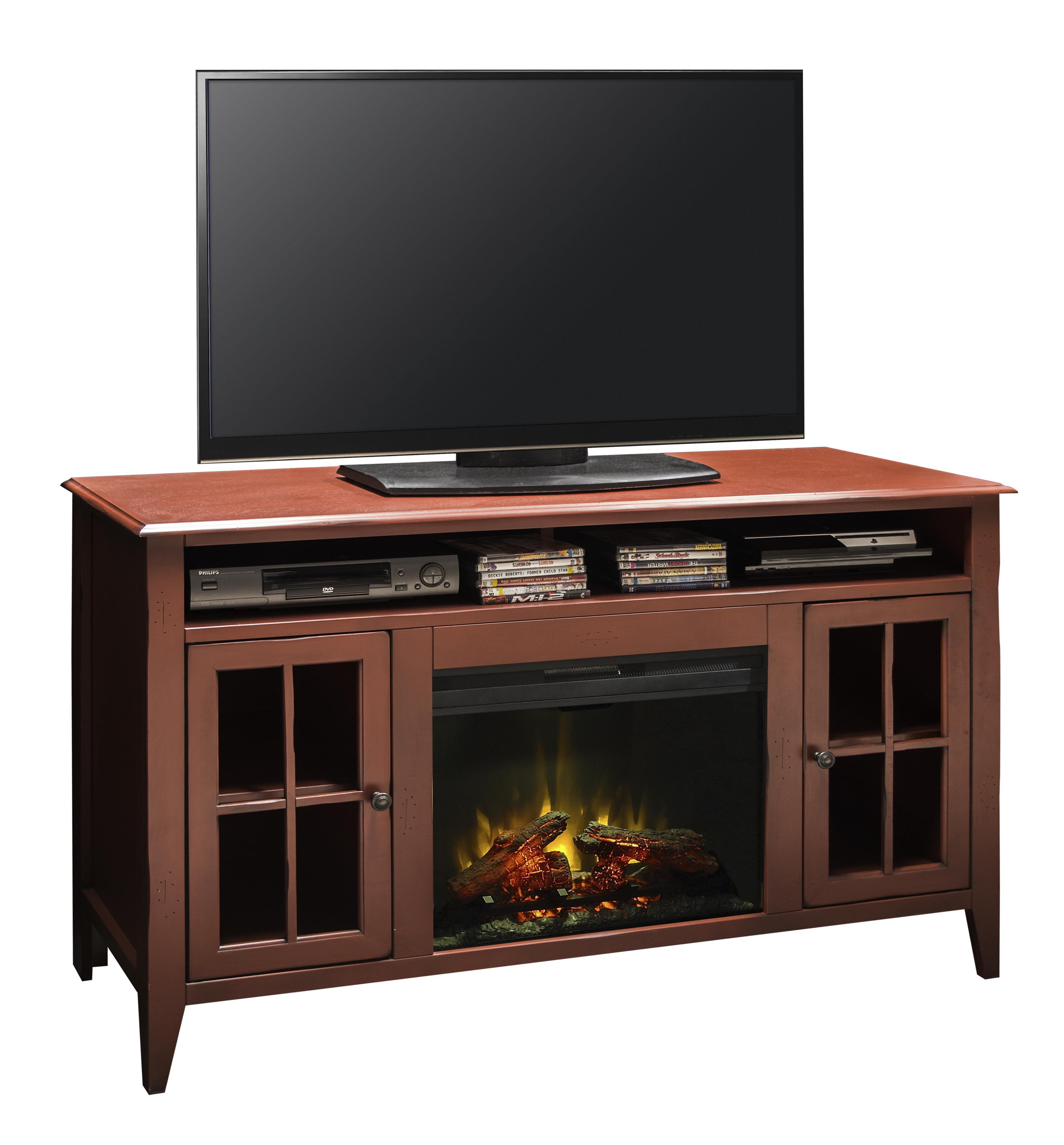 "Legends Furniture Calistoga Collection Calistoga 60"" TV Console - Item Number: CA5313-KIT"