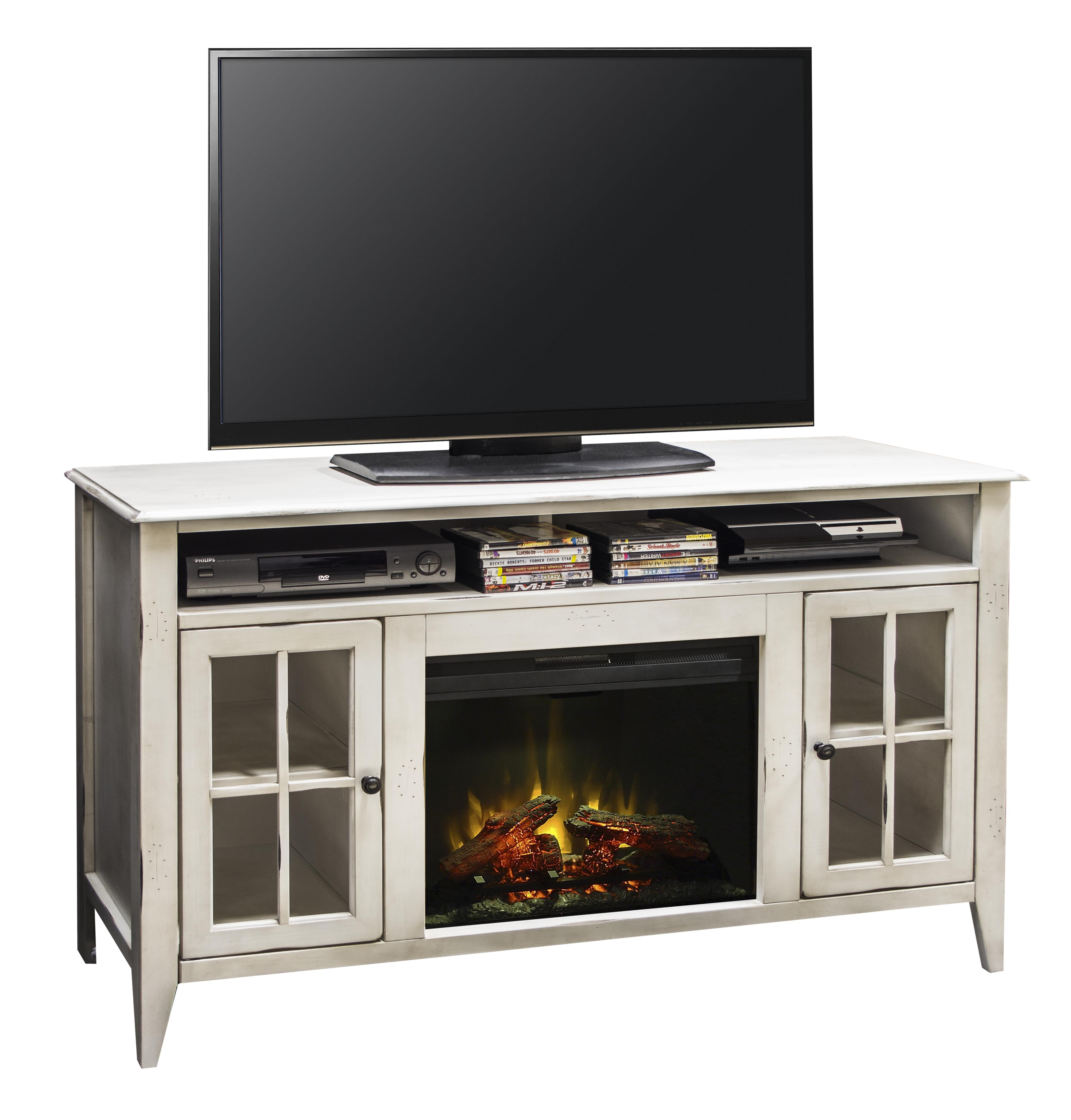 "Legends Furniture Calistoga Collection Calistoga 60"" TV Console - Item Number: CA5314-KIT"