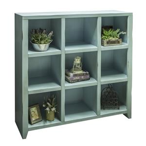 Vendor 1356 Calistoga Collection Calistoga 9-Cubicle Bookcase