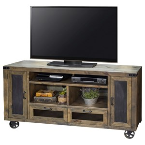 "Legends Furniture Cargo 66"" TV Console"