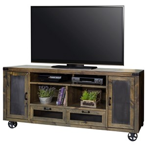 "Legends Furniture Cargo 76"" TV Console"