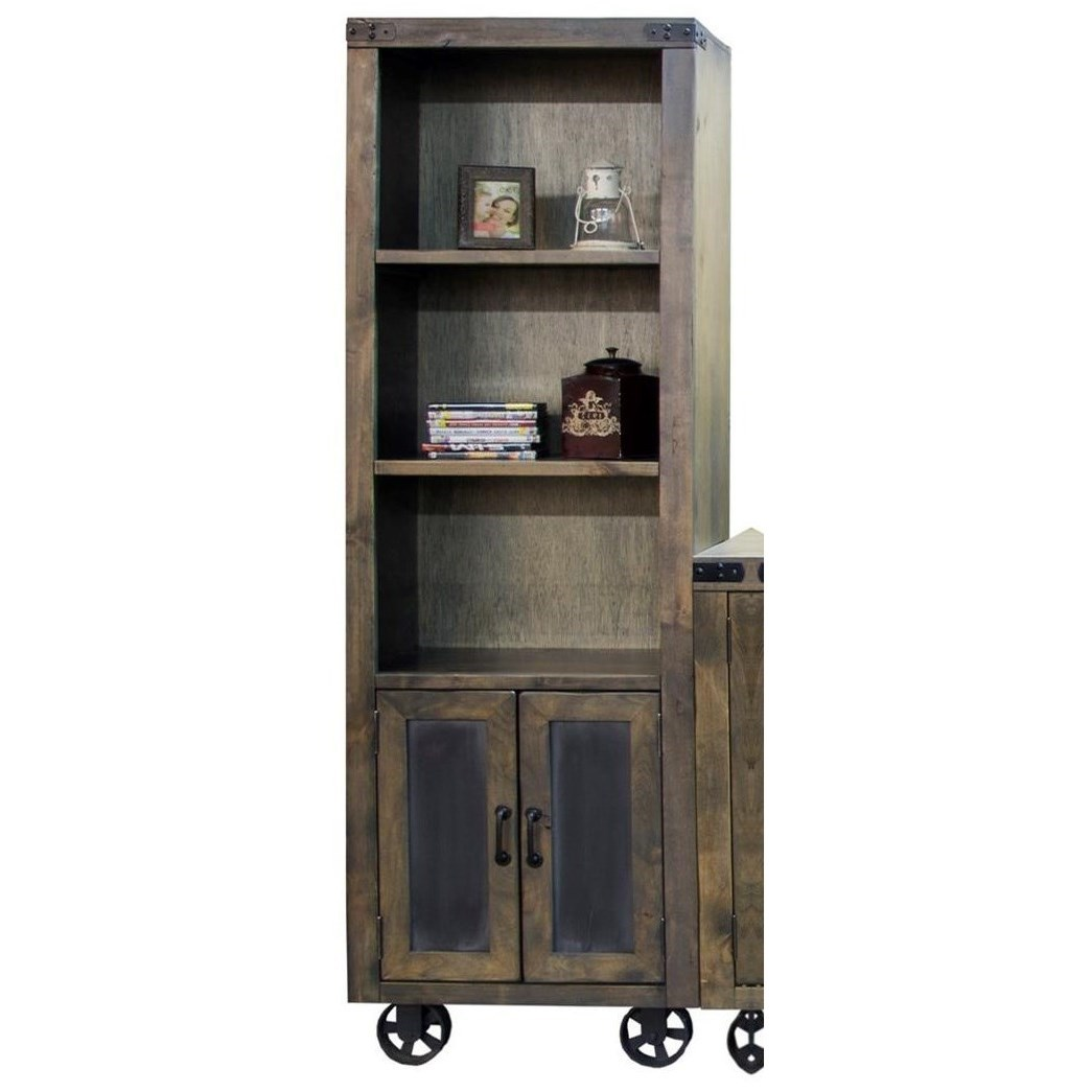 Legends Furniture Cargo Pier with Two Shelves - Item Number: CO3401-BNW