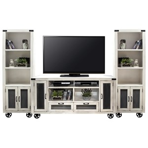 Vendor 1356 Passport Entertainment Wall Console