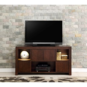"Legends Furniture City Lights City Lights 65"" TV Console"