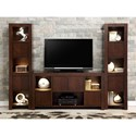 Legends Furniture City Lights City Lights Wall Unit with 2-Piers - Item Number: ZXTL-1465+2x3000