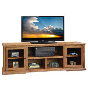 "Legends Furniture Colonial Place 74"" TV Console"