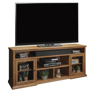 Legends Furniture Colonial Place 74-Inch Tall TV Cart
