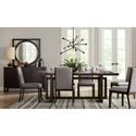 Legends Furniture Crosby Street Formal Dining Room Group - Item Number: ZCST Dining Room Group