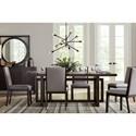 Legends Furniture Crosby Street 7 Piece Dining Set - Item Number: ZCST-8060+6x8061