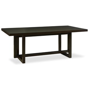 Legends Furniture Crosby Street Trestle Table