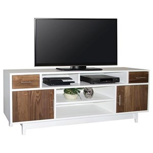 "Legends Furniture Draper Draper 80"" TV Console"