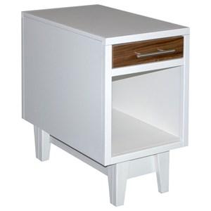 Legends Furniture Draper Side Table