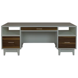 Legends Furniture Draper Draper and Sterling Executive Desk