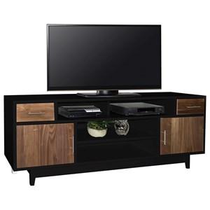 """Legends Furniture Sterling Draper 80"""" TV Console"""