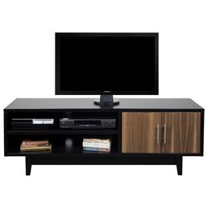 Legends Furniture Sterling Draper Lowboy Console