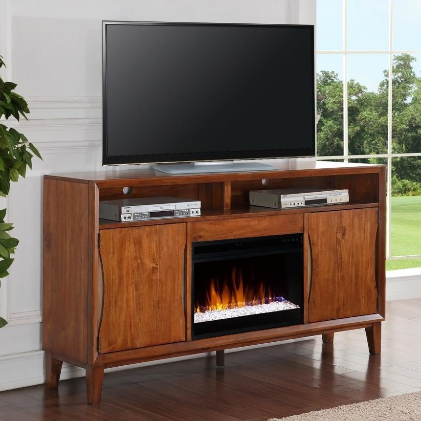 Legends Furniture Evo Evo Fireplace Console - Item Number: ZEVO-1900