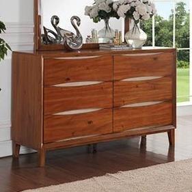 Legends Furniture Evo Evo Dresser - Item Number: ZEVO-7013