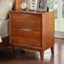 Legends Furniture Evo Evo Nightstand with Dovetail Drawers