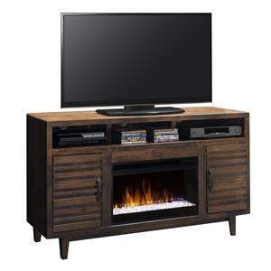 "Legends Furniture Glendale Collection Glendale 62"" Fireplace Console"