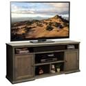"Vendor 1356 Greyson 74"" TV Cart - Item Number: GY1331"