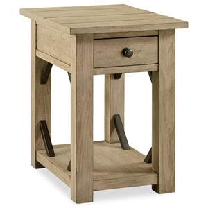Legends Furniture Hideaway Chairside Table