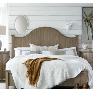 Legends Furniture Hideaway King Panel Bed