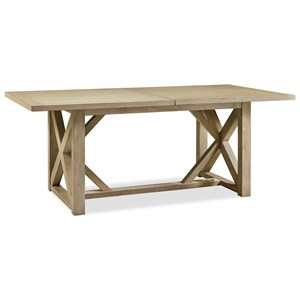 Legends Furniture Hideaway Trestle Table