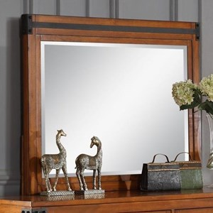 Legends Furniture Industrial Collection Industrial Mirror