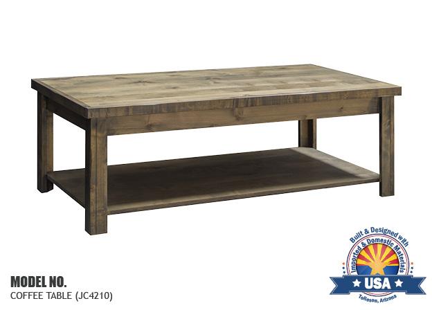 Legends Furniture Joshua Creek Joshua Creek Coffee Table - Item Number: JC4210-BNW