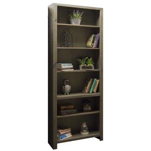 "Legends Furniture Joshua Creek 84"" Bookcase"
