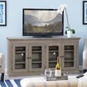 "Legends Furniture Laurel Grove 68"" Console - Item Number: ZLGV-1768"