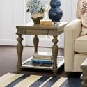 Legends Furniture Laurel Grove End Table - Item Number: ZLGV-4100