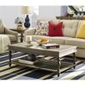 Legends Furniture Laurel Grove Coffee Table - Item Number: ZLGV-4200