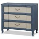 Legends Furniture Laurel Grove Bachelor Chest - Item Number: ZLGV-7116