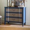 Legends Furniture Laurel Grove 3 Drawer Bachelor Chest
