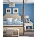 Legends Furniture Laurel Grove Queen Poster Bed - Item Number: ZLGV-7201+7203+7202