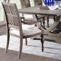 Legends Furniture Laurel Grove Arm Chair - Item Number: ZLGV-8301