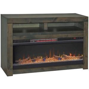 "Legends Furniture Mulholland  48"" Fireplace TV Console"