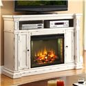 Legends Furniture New Castle New Castle Fireplace Media Center - Item Number: ZNCA-1900