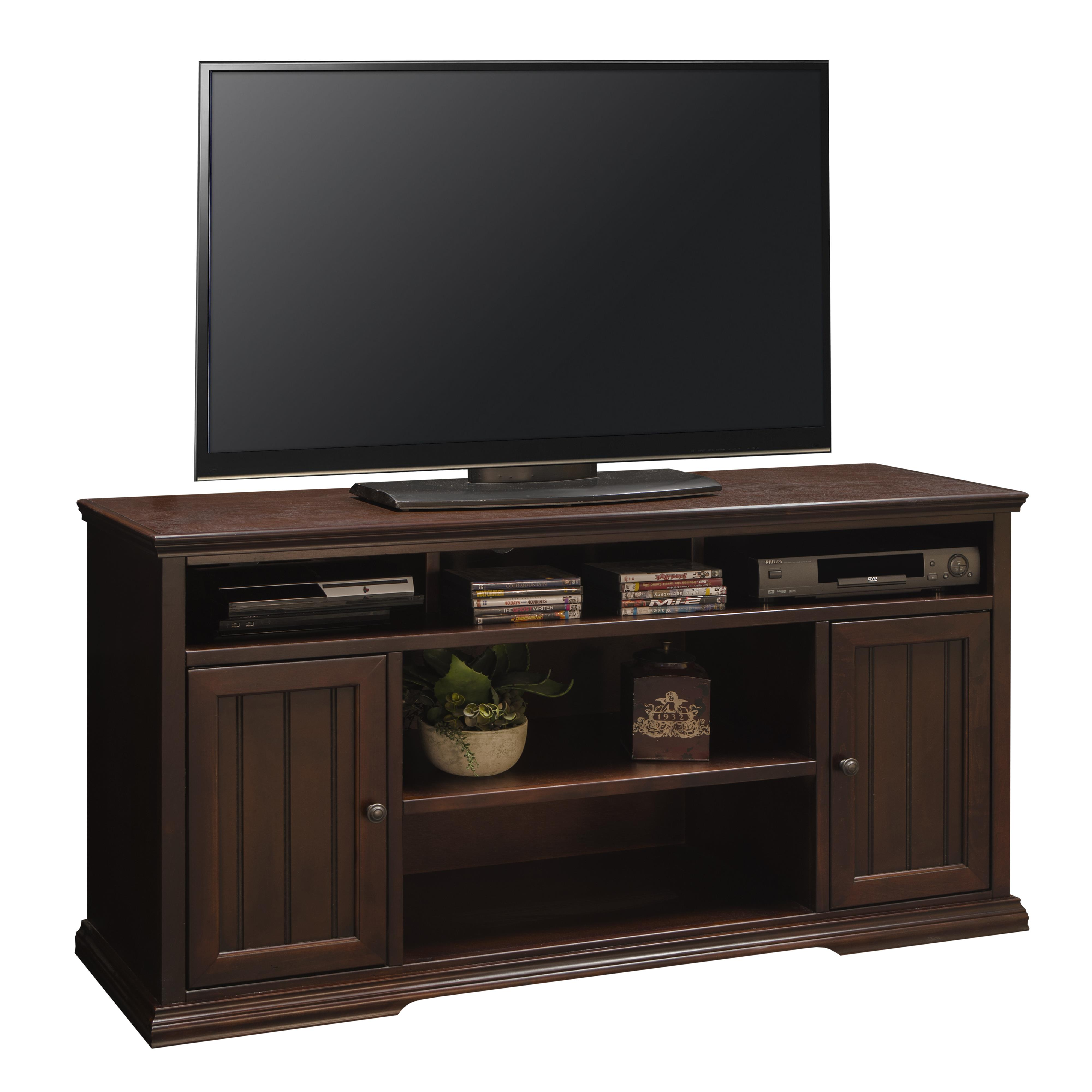 "Legends Furniture New Harbor 62"" Tall TV Cart - Item Number: NH1328-DNC"