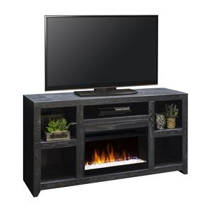 "Vendor 1356 Night Moves 62"" Fireplace Console"