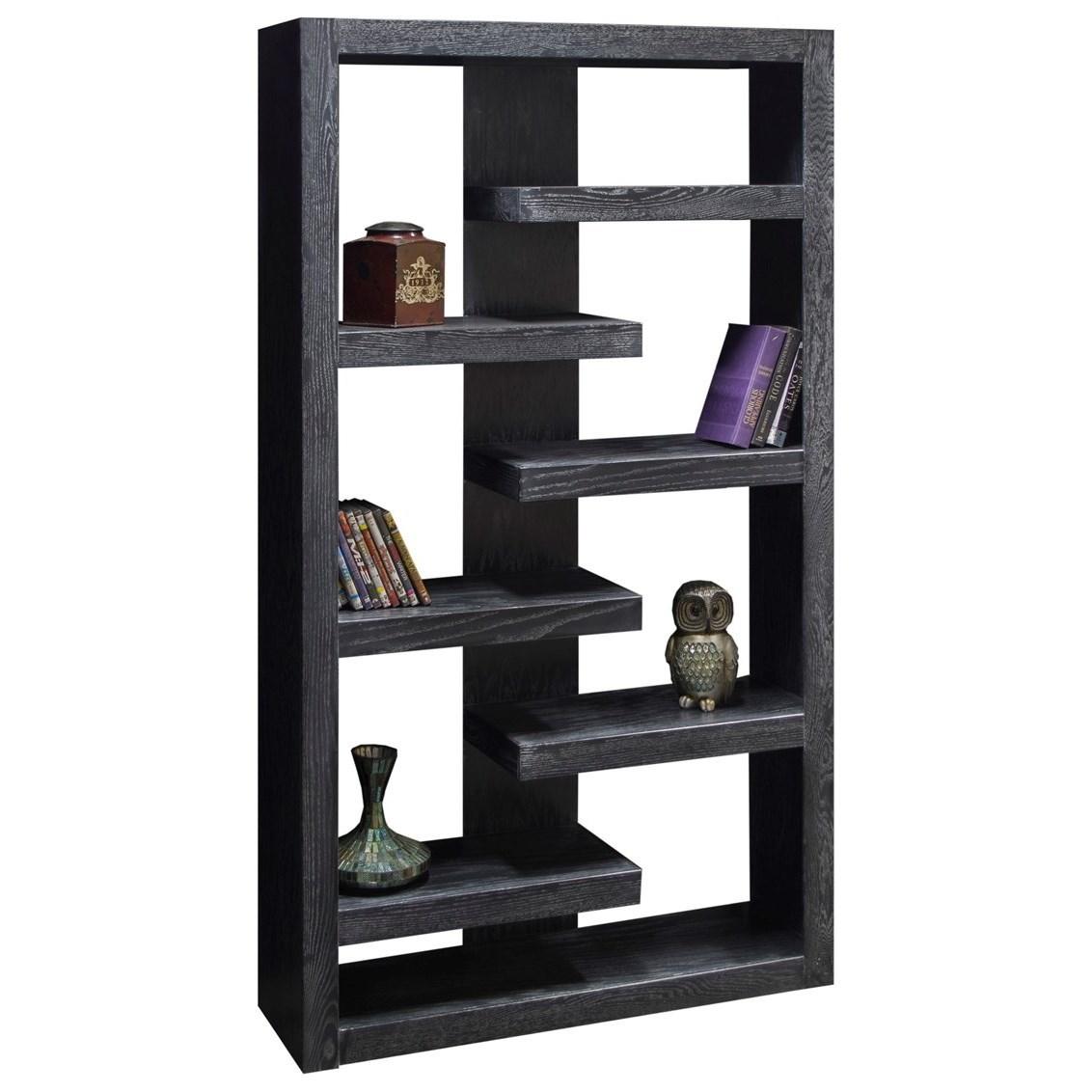 "Legends Furniture Night Moves 72"" Bookcase - Item Number: NM6972-GNL"