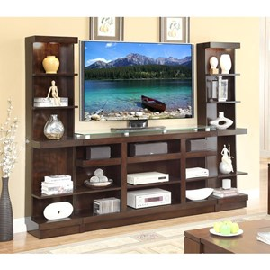 Legends Furniture Novella Entertainment Wall Console