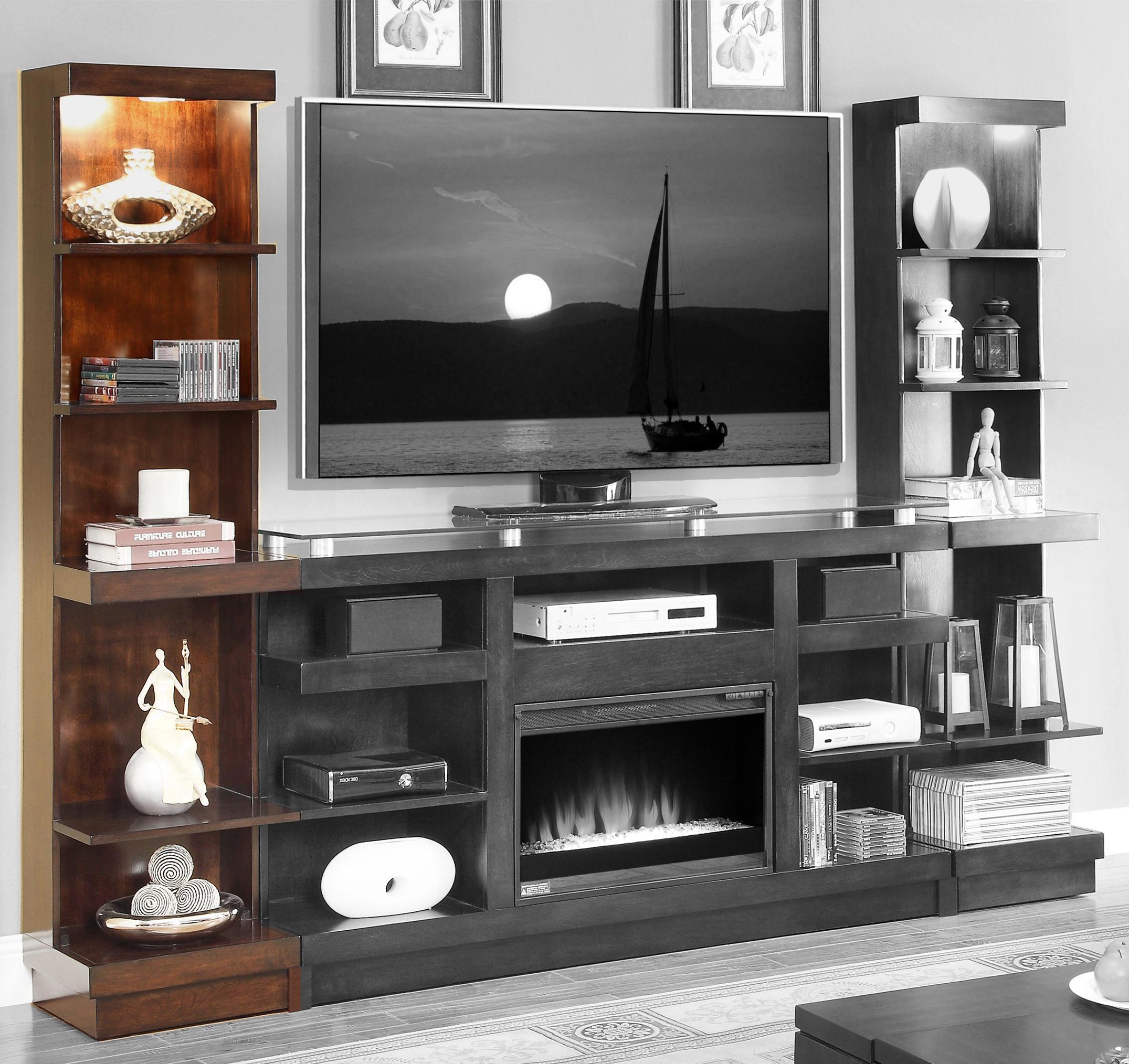 Legends Furniture Novella 2 Bookshelf Piers - Item Number: ZNOV-3000