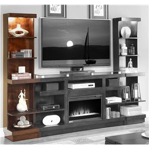 Legends Furniture Novella 2 Bookshelf Piers
