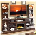 Legends Furniture Novella Two 5-Shelf Entertainment Piers