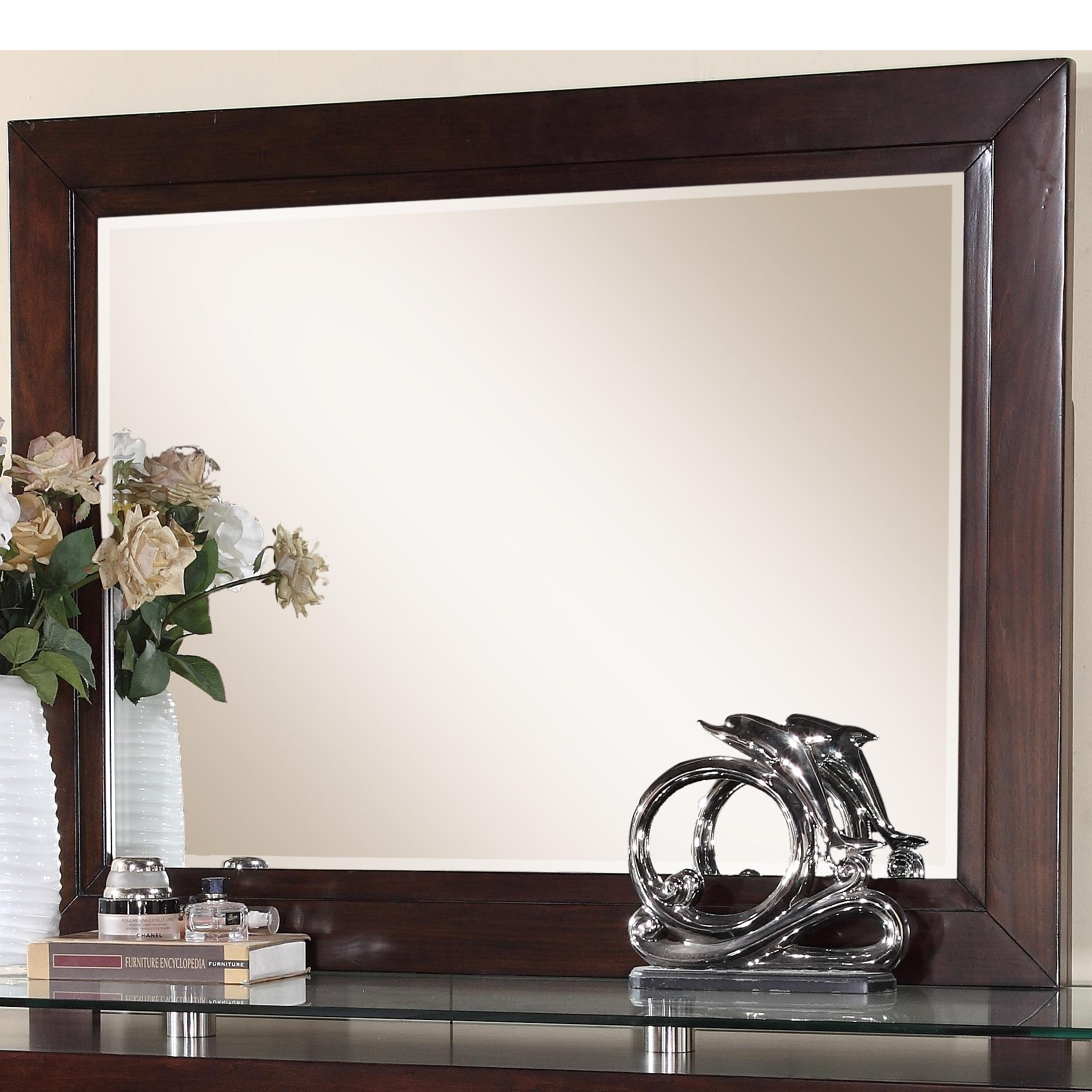 Legends Furniture Novella Mirror - Item Number: ZNOV-7014
