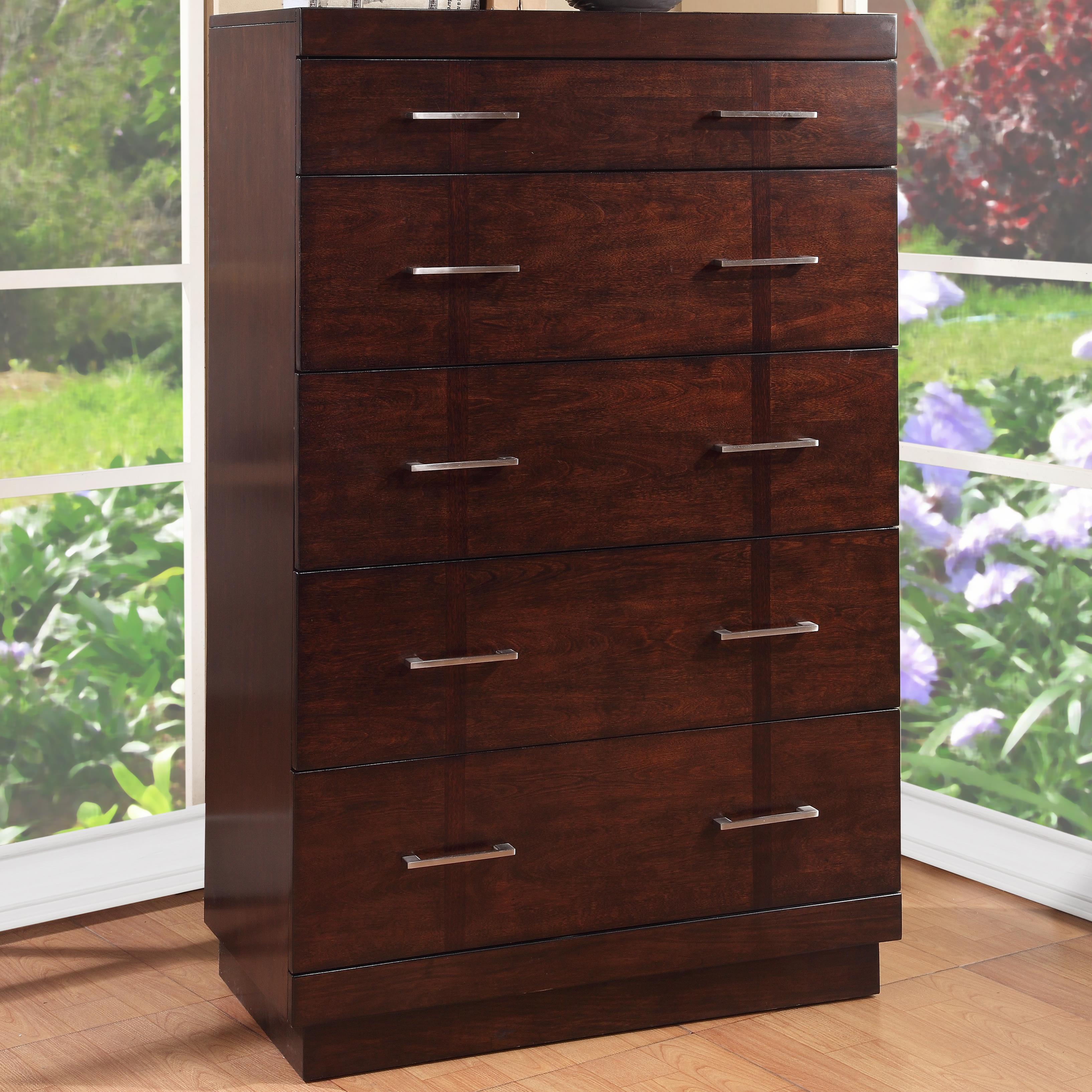 Legends Furniture Novella Chest - Item Number: ZNOV-7016