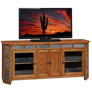Legends Furniture Oak Creek 72 Inch TV Console