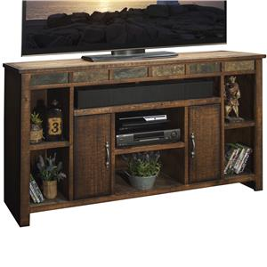 "Vendor 1356 Old West 65"" TV Console"